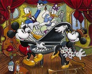 Mickey Mouse Artwork Mickey Mouse Artwork Rhythm and Blues