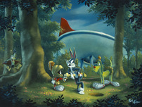K-9 Artwork by Chuck Jones K-9 Artwork by Chuck Jones Hare-y Situation
