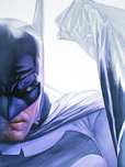 Alex Ross Comic Art Alex Ross Comic Art Mythology: Rough Justice - Batman