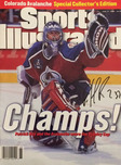 Sports Memorabilia & Collectibles Sports Memorabilia & Collectibles Patrick Roy Signed Sports Illustrated