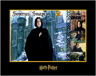 Harry Potter Artwork Harry Potter Artwork Severus Snape