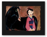 Mulan Artwork Mulan Artwork Mulan and Khan