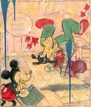 Mickey Mouse Artwork Mickey Mouse Artwork Ringside