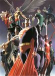 Alex Ross Comic Art Alex Ross Comic Art Secret Origins