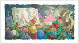 Cinderella Art Cinderella Art Sew Beautiful