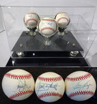Sports Memorabilia & Collectibles Sports Memorabilia & Collectibles Colorado Rockies 1997 Season Signed Baseballs & Case
