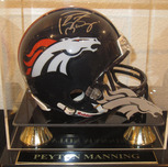 Sports Memorabilia & Collectibles Sports Memorabilia & Collectibles Signed Helmet by Peyton Manning (small)
