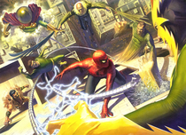 Alex Ross Comic Art Alex Ross Comic Art Sinister Six