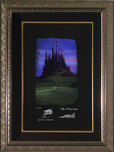 Sleeping Beauty Artwork Sleeping Beauty Artwork Sleeping Beauty's Castle (Unframed)