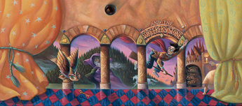 Harry Potter Artwork Harry Potter Artwork Harry Potter and the Sorcerer's Stone