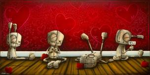 Fabio Napoleoni Fabio Napoleoni Spelling It Out For You (Itty Bitty Collection) (PP) Framed
