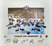 Sports Memorabilia & Collectibles Sports Memorabilia & Collectibles Stanley Cup Toons (5 Signatures)