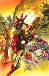 Alex Ross Comic Art Alex Ross Comic Art Superior Iron Man