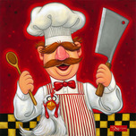 Tim Rogerson Tim Rogerson Swedish Chef