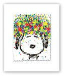 Tom Everhart Prints Tom Everhart Prints Tahitian Hipster II (SN)