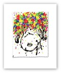 Tom Everhart Prints Tom Everhart Prints Tahitian Hipster IV (PP)