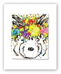 Tom Everhart Prints Tom Everhart Prints Tahitian Hipster V (SN)