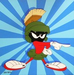 Marvin the Martian Artwork Marvin the Martian Artwork The Big Kaboom