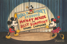 Mickey Mouse Artwork Mickey Mouse Artwork The Studio that Mice Built