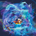 Mickey Mouse Artwork Mickey Mouse Artwork The Battle Against Evil