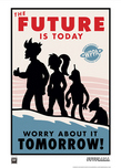 Futurama Futurama  The Future Is Today