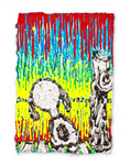 Tom Everhart Prints Tom Everhart Prints Twisted Coconut (SN)