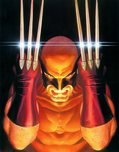 Alex Ross Comic Art Alex Ross Comic Art Visions: Wolverine