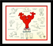 Tweety Bird Artwork Tweety Bird Artwork Gossamer Model Sheet