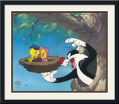 Tweety Bird Artwork Tweety Bird Artwork Not Nest-Ecessarily Love