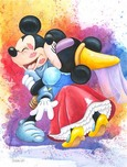 Mickey Mouse Artwork Mickey Mouse Artwork We're In Love