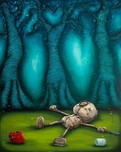 Fabio Napoleoni Fabio Napoleoni When Love Bugs Bite (PP) Canvas