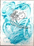 Tom Everhart Prints Tom Everhart Prints Wishful Thinking No. 5 (Framed)