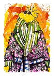 Tom Everhart Prints Tom Everhart Prints Wearing Jim Dine - Woodstock (Parlor Edition)
