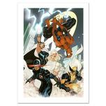 Marvel Artwork on Sale Marvel Artwork on Sale X-Men #7 - Signed by Stan Lee!
