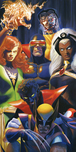 Alex Ross Comic Art Alex Ross Comic Art Xtraordinary