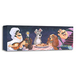Lady and The Tramp Artwork Lady and The Tramp Artwork A Serenade for Lady
