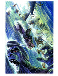 Alex Ross Comic Art Alex Ross Comic Art Cataclysm Issue #3