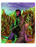 Alex Ross Comic Art Alex Ross Comic Art Cataclysm Issue #4