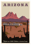 Steve Thomas Star Wars Travel Posters Steve Thomas Star Wars Travel Posters Arizona