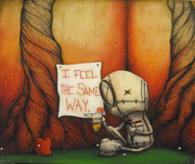 Fabio Napoleoni Fabio Napoleoni Assurance Well Received (AP) - Framed