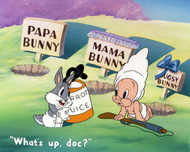Elmer Fudd Artwork Elmer Fudd Artwork Baby Bugs and Elmer