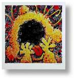 Tom Everhart Prints Tom Everhart Prints Black Velvet Scream (AP)