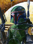 Star Wars Artwork Star Wars Artwork Boba's Hunt
