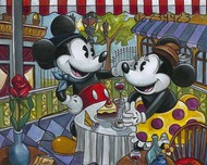 Mickey Mouse Artwork Mickey Mouse Artwork Cafe Mickey