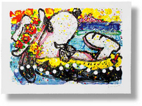Tom Everhart Prints Tom Everhart Prints Chillin (SN)