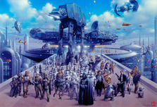 Tsuneo Sanda Tsuneo Sanda Cloud City Celebration