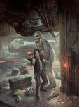 Star Wars Artwork Star Wars Artwork Contraband