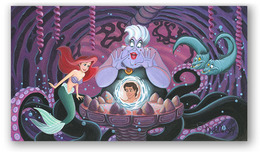 Little Mermaid Artwork Little Mermaid Artwork Dark Magic