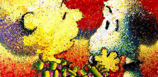 Tom Everhart Prints Tom Everhart Prints Dog Breath