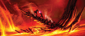 Star Wars Artwork Star Wars Artwork Mustafar Duel